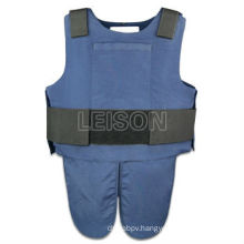 Concealable Bullet proof Vest with NIJ and ISO standard