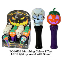 Morphing Colour Effect Let Light up Wand with Sound Toy