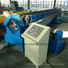 Профилегибочная машина для производства профилей Z на заводе в Китае