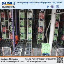 Automated Warehouse Rack system