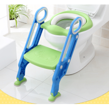 Kids Foldable Toilet Seat Toilet Ladder