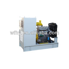 Tipo aberto Weifang 25kva geradores trifásicos