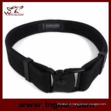 Nova chegada dupla fivela cinto Tactical Gear cintura cinto de segurança
