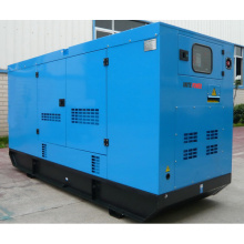 250kVA Doosan Soundproof Type Diesel Genset with Stamford (UDS250)