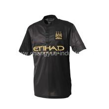 Nueva llegada caliente equipo fútbol camisas y pantalones cortos para los aficionados y formación deportiva
