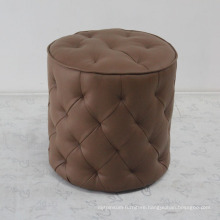 Home Design Hotel Furniture Stool with PU Leather