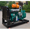 4 Cylinder Natural Gas Generator Set