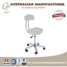Taburete médico de enfermería de altura ajustable Taburete quirúrgico de hospital de silla de médico