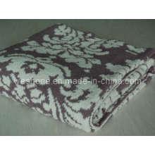 Polyester Blanket, Knitted Blanket (PB-K0812)