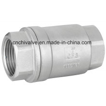 Lift Spring Loaded Stainless Steel Check Valve