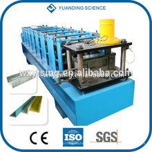 Pasado CE e ISO YTSING-YD-0829 LUV Canal Purlin rodillo que forma la máquina Fabricante