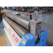 Mechanical 3-Roller Symmetrical Plate Rolling Machine W11-20X2000