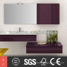 Quality waterproof Bathroom vanity indoor furniture