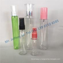 Пластиковые бутылки ПЭТ с тонкой туман спрей и PP Overcap