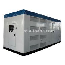 440kw alta qualidade soundproof diesel gerador com motor diesel SDEC