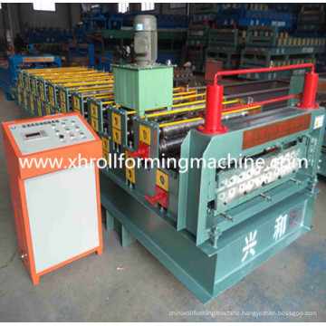 Hot Sale Double Layer Roll Forming Roofing Machine (XH860-900)