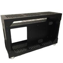 OEM Custom Metal Sheet Laser Cutting Stamped Enclosure
