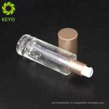 Косметика упаковка бутылки крем стекло 60 фондом мл бутылка с насосом