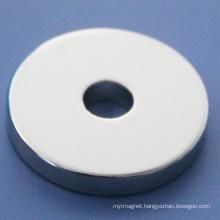 Cheap Ring Sintering NdFeB Permanent Magnet for Car Loudspeaker