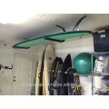 Steel surfboard storage rack