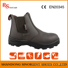 South American No Lace Chelsea Work Boots (SNF507)