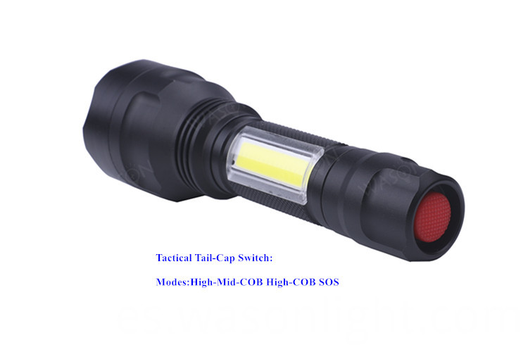 Heavy Duty Flashlight