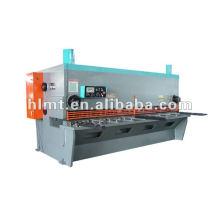 QC11Y hydraulische Elektroschneidemaschine, hydraulische Blechschneider Maschine