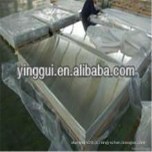 7055 Folhas / pratos de liga de alumínio