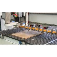 Automatic change tool CNC Machine Wood Cutting and Engraving Machine