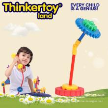 Umbrella Model Gear Blocks Toys Education Toy for Children