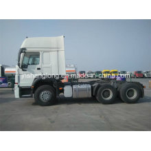 Stock. HOWO 6X4 Tractor Truck 420HP on Sale (ZZ4357V3241V)