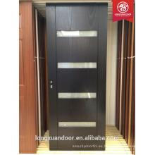 Diseño de puerta de cocina hdf puerta de madera maciza en diseño fresco Supplier's Choice