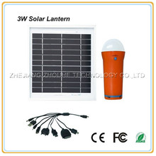 3w portable solar light ZH-S008