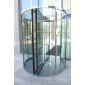All Glass Revolving Doors with Central Control System