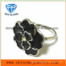 Shineme Jewelry Design Flower Fashion jewelry Ring SCR2979