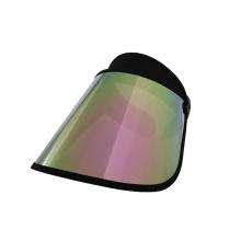 Boné de viseira para esportes ao ar livre com proteção UV.