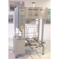 Machine de remplissage de nettoyage Brewpub Keg