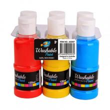 Gros artoys enfants peinture lavable peinture peinture lavable pour les tout-petits A0207 non toxique meilleure peinture pour enfants