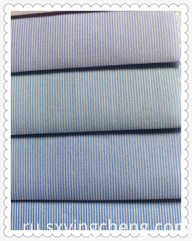 Polyester Pinstripe Fabric