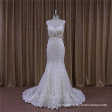 Real Image Mermaid Bridal Gowns 2016