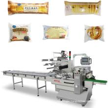 Semi-Auto Nitrogen Filling Food Bread Packaging Machinery
