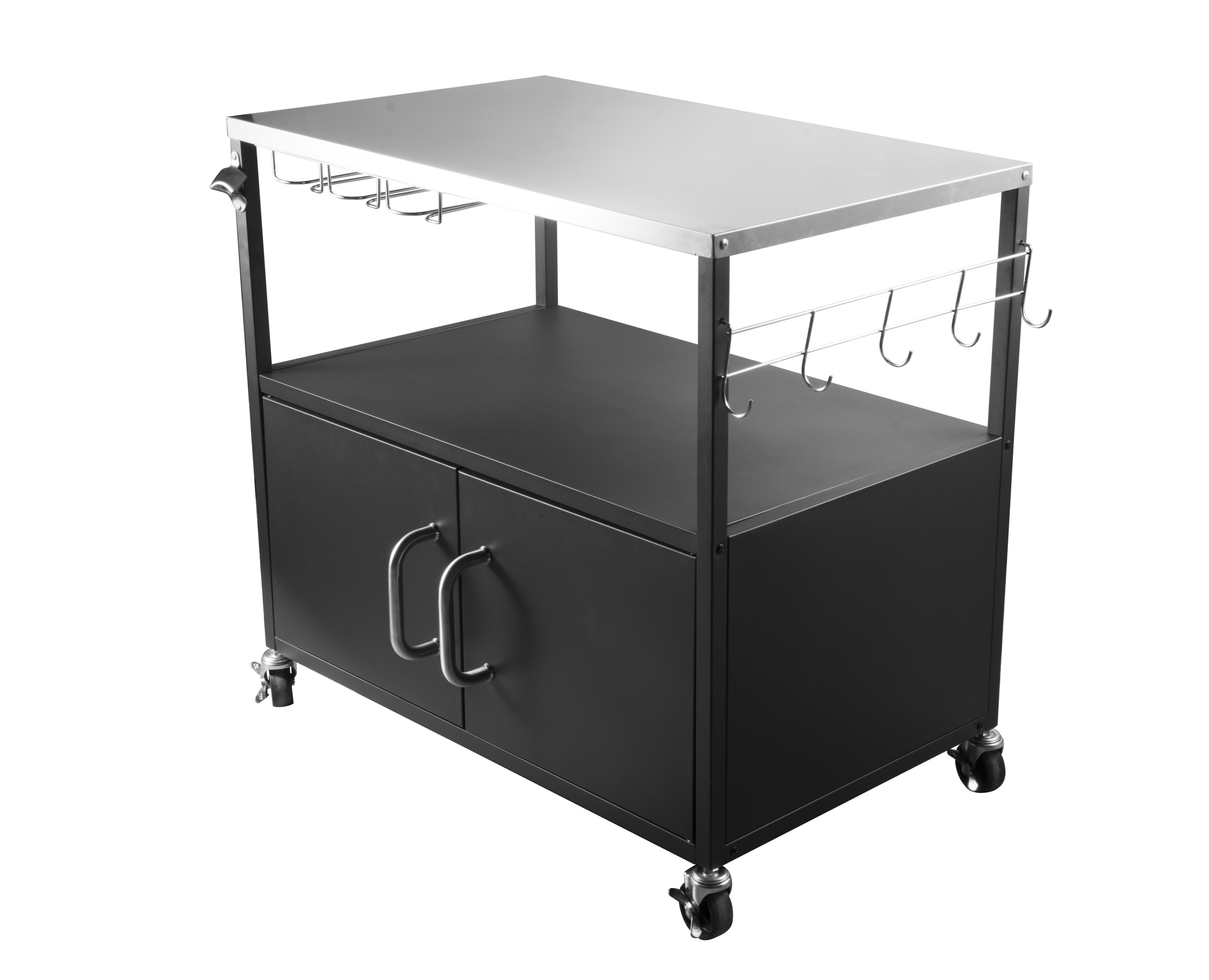 Gas Grill Cart