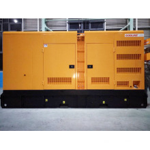Fábrica Diretamente Venda CUMMINS 200kVA Gerador Diesel À Prova de Som (6CTAA8.3-G2)
