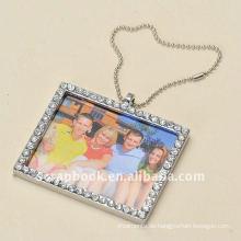 Strass dekorative Mini Fotorahmen für kleine Bilder hängen