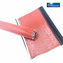 Защищает от грязи и дорожной копоти пожарный рукав выдерживает до высоких температур окружающего тепла