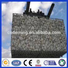 hot dipped galvanized hexagonal box shaped gabion price/Gabion factory