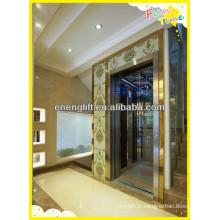 Ascenseur de villa à faible coût de fabrication