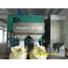 Secador de correa para la industria del pigmento