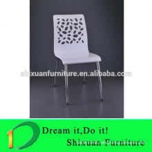 durable modern design wood restaurant chair