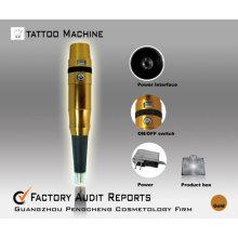 Outil de maquillage permanent - Ajuster la longueur de l'aiguille Tattoo Pen